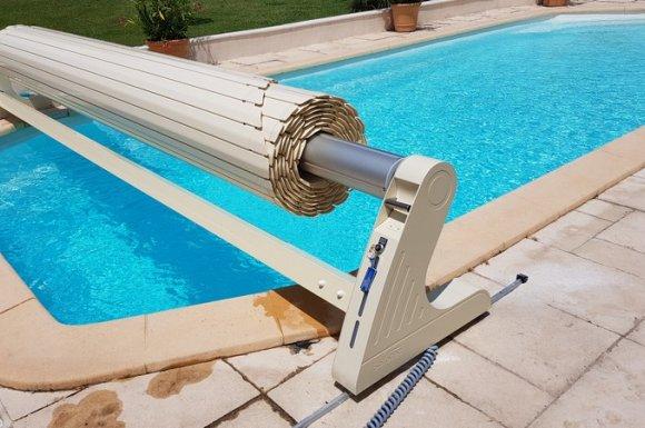 Volets roulants piscine hors sol Aix-en-Provence